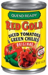 Red Gold Queso Ready Diced Tomatoes $0.50 off Red Gold Tomatoes Coupon