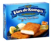 Van De Kamps Seafood Item $1 off ANY Van De Kamps Seafood Item Coupon