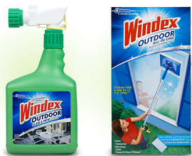 Windex Outdoor $2 off ANY Windex Outdoor Product Coupon