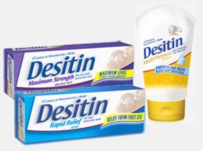 Desitin Products $1 off Desitin Diaper Rash Product Coupon