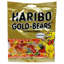 Haribo Gummy Bears $0.30 off HARIBO Product Coupon