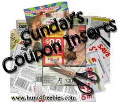 Sunday coupon inserts 7 1 Sundays Coupon Inserts Preview for July 1st 2012