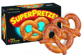 Super Pretzel Product $0.35 off SuperPretzel Soft Pretzel Product Coupon
