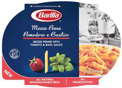 Barilla Microwaveable Meal $1 off Barilla Microwaveable Meal Coupon