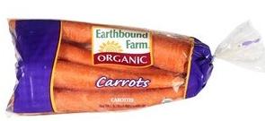 Earthbound Farm Organic Carrots $0.75 off Earthbound Farm Organic Product Coupon