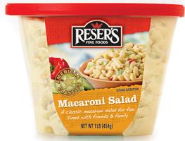Resers Deli Salad $0.55 off Resers Deli Salad Coupon