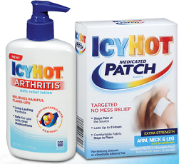 image about Icy Hot Coupons Printable identified as $2 off ANY Icy Sizzling Arthritis Lotion Coupon - Hunt4Freebies