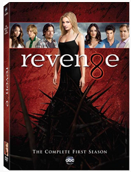Revenge $10 off Revenge The Complete First Season On DVD Coupon