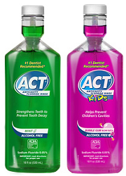 Act Mouthwash $1 off Act Mouthwash or Rinse Coupon