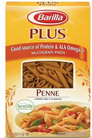 Barilla PLUS Pasta $1 off 2 Barilla PLUS Pasta Coupon