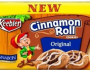 Keebler Cinnamon Roll Cookies