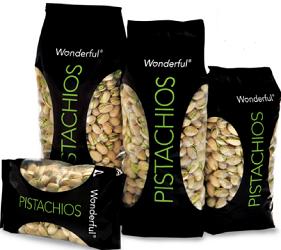 Bag of Wonderful Pistachios $0.50 off Wonderful Pistachios Coupon