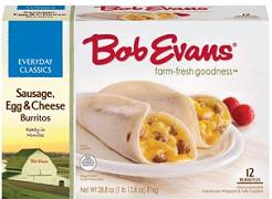 Bob Evans Frozen Product $1.50/2 Bob Evans Frozen Products Coupon