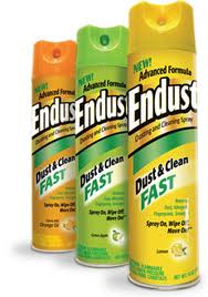 Endust Product $1.25 off Endust Cleaning Product Coupon