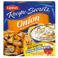 Lipton Recipe Secrets $1 off ANY Lipton Recipe Secrets Coupon