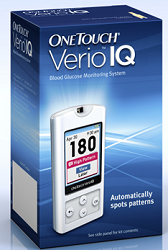OneTouch Verio IQ Meter $45 off OneTouch Verio IQ Meter Coupon
