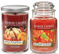Yankee Candles2 Yankee Candle: $20 off $45 Purchase Coupon