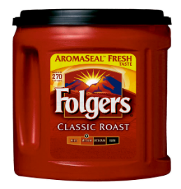 Folgers Coffee  $1.50 off Folgers Coffee Product Coupon
