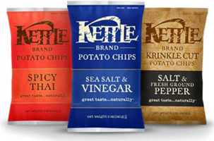 Kettle Brand Potato Chips $1 off Kettle Brand Potato Chips Coupon