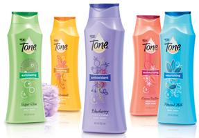 Tone Bodywash1 $1.50 off 2 Tone Body Washes Coupon