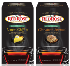 redrose $1 off ANY Red Rose Tea Coupon