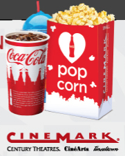 FREE Medium Drink w/ Popcorn Purchase at Cinemark Theaters