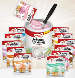 Duncan Hines Frosting Creations $0.50 off Duncan Hines Frosting Creations Product Coupon