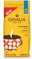 Gevalia HouseBlend $1.50 off Gevalia Coffee Coupon