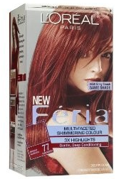 Loreal Feria Hair Color $3 off ANY LOreal Feria Hair Color Coupon