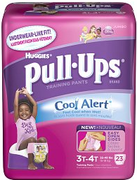 PULL UPS Training Pants $2 off Pull Ups Training Pants Jumbo Pack Coupon