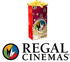 Regal Cinemas $3 off Popcorn at Regal Cinemas