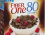 Fiber One 80 Calories Chocolate Cereal