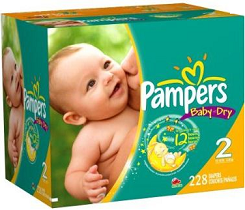 Baby Picture Contest Gerber on Pampers Baby Dry Diapers  7 In New Pampers Coupons