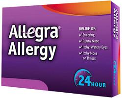 Allegra $5 off Allegra Printable Coupon