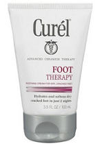 Curel Foot Therapy Cream $1 off ANY Curel Foot Therapy Cream Coupon