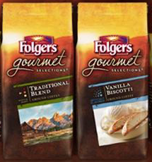 Folgers Gourmet Selections $1 off Folgers Gourmet Selections Coffee Coupon