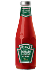 Heinz Tomato Kethcup Blended with Real Jalapeno $0.50 off Heinz Tomato Kethcup Blended with Real Jalapeno Coupon