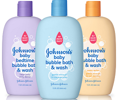 JOHNSONS Baby Bubble Bath11 6 NEW Johnson Baby Coupons