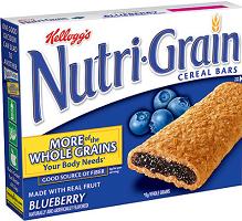 Kelloggs Nutri-Grain Cereal Bars1