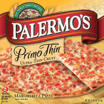Palermos Pizza $1 off Palermo's Flatbreads, or Primo Thin or Pizzeria Coupon