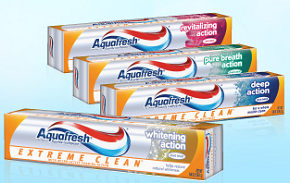 Aquafresh Extreme Clean Toothpaste $0.75 off Aquafresh Extreme Clean Toothpaste Coupon