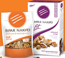 Bear Naked Granola $1.50 off Bear Naked Granola, Cereal or Cookies Coupon