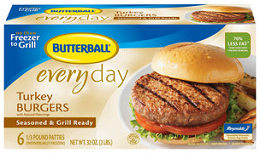 Butterball Turkey Burgers 4 NEW Butterball Coupons