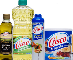 Crisco Products $0.75 off ANY Crisco Product Coupon