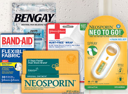 Healthy Essentials Coupons NEW Healthy Essentials Coupons: Band Aid, Motrin, Neutrogena and More