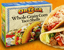 Ortega Products $1 off 2 Ortega Products Coupon