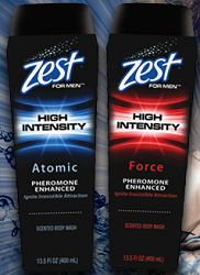 Zest High Intensity Body Wash $1 off Zest High Intensity 6 Bar Soap or Body Wash Product Coupon
