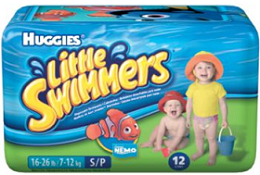 Huggies little Swimmers $1.50 off Huggies Little Swimmers Disposable Swim Pants Coupon