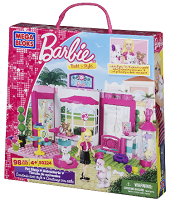 Mega Bloks Barbie Products $10 off $30 Mega Bloks Barbie Products Coupon