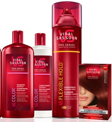 Vidal-Sassoon-Pro-Series-Products